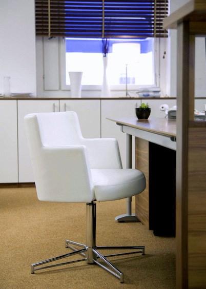 Kontorsinredning - stol Cape, Johanson Design